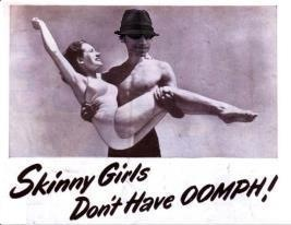Skinny Girls by speedmanic