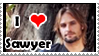 Sawyer Stamp - LOST by dinamata