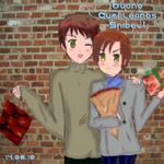 Tomatoes and Bricks by Haru-Sumeragi