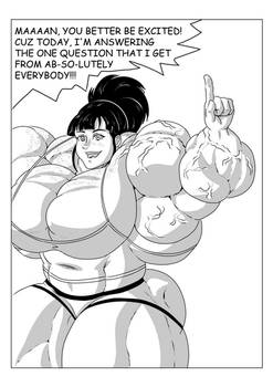 Comic - Lilly's Weight?! (1/6)