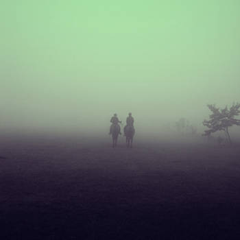 into the fog by MehreenFreed