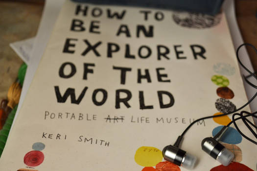 so enough exploring?