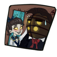 Bioshock - Halloween! by PONYIX