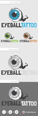 Eyeball Logo design