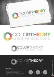 ColorTheory Logo Design