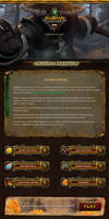 Aegwynn Thread Design by ZafireHD