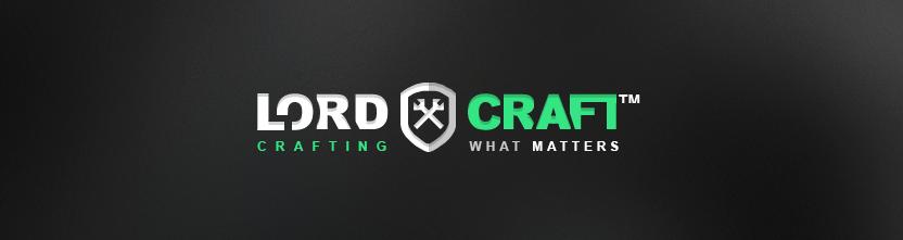 LordCraft Logo by ZafireHD