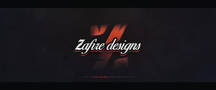 Zafire Designs Logo by ZafireHD