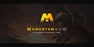 Momentum WoW Logo by ZafireHD