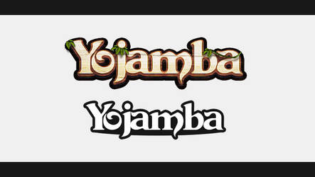Yojamba Logo Concept by ZafireHD