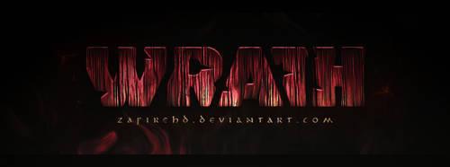 Wrath Logo Concept by ZafireHD