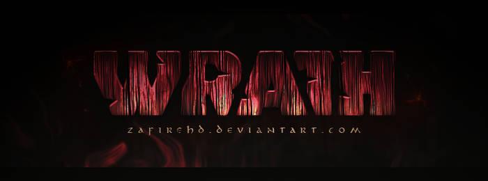 Wrath Logo Concept