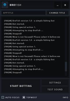 BroFish Software Design