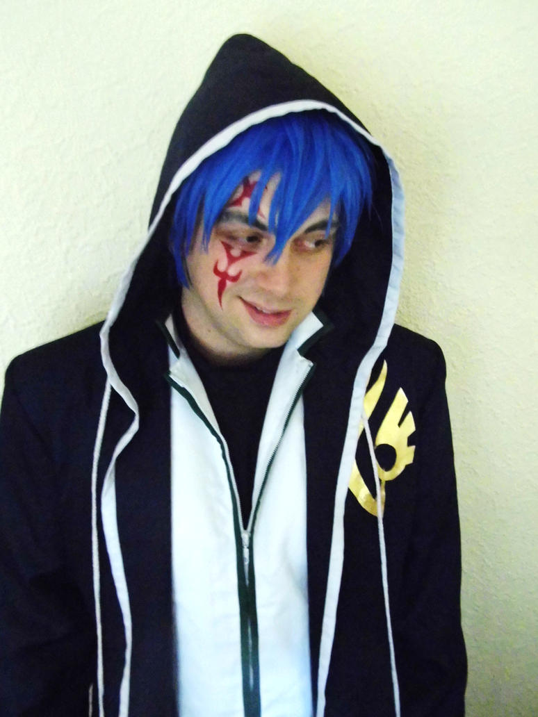 welcome to the tower of heaven! Jellal Fairy Tail by Acey-kakarot-michael