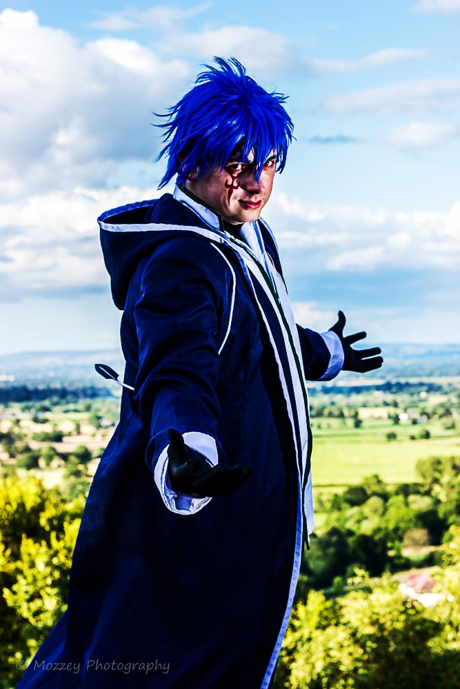 Jellal Fernandes Fairy Tail by Acey-kakarot-michael