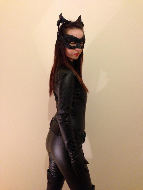 The Dark Knight Rises : Selina Kyle by lousciousfoxx