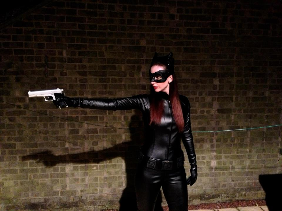 Catwoman | Cat woman costume, Anne hathaway catwoman, Catwoman