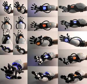 Portal Gauntlet (On Arm)