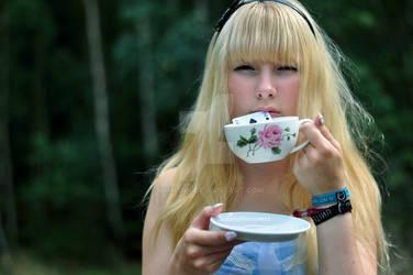 Enjoyable tea