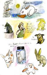 Page o Bunnies