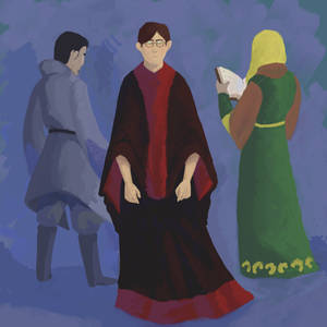 Khalid, Cecil, and Lund