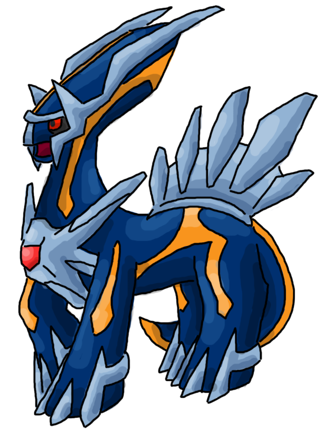 Primal Dialga by ConstantSoliloquy on DeviantArt
