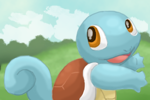 My Squirtle by ConstantSoliloquy
