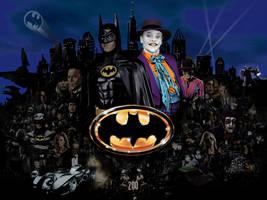 Batman Movie by JillGiovanni
