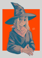 Witch Yubooh draw this in your style by effasempai