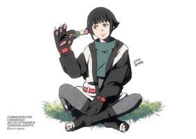 NARUTO CM: Puu Watanabe by effasempai