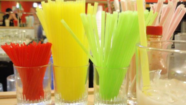 straws by chainie