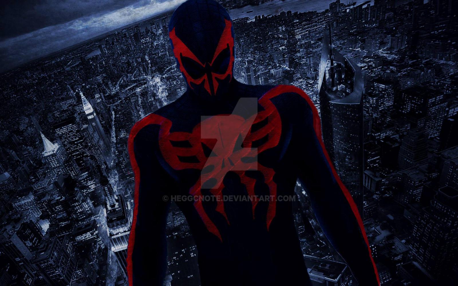 Amazing Spider-man 2099 Edit By Heggcnote On DeviantArt