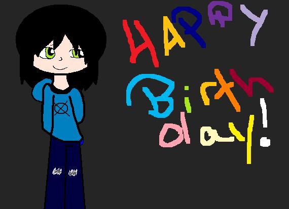 HAPPY BIRTHDAY,JJ!!!!!:D by Tyrone-and-Samantha