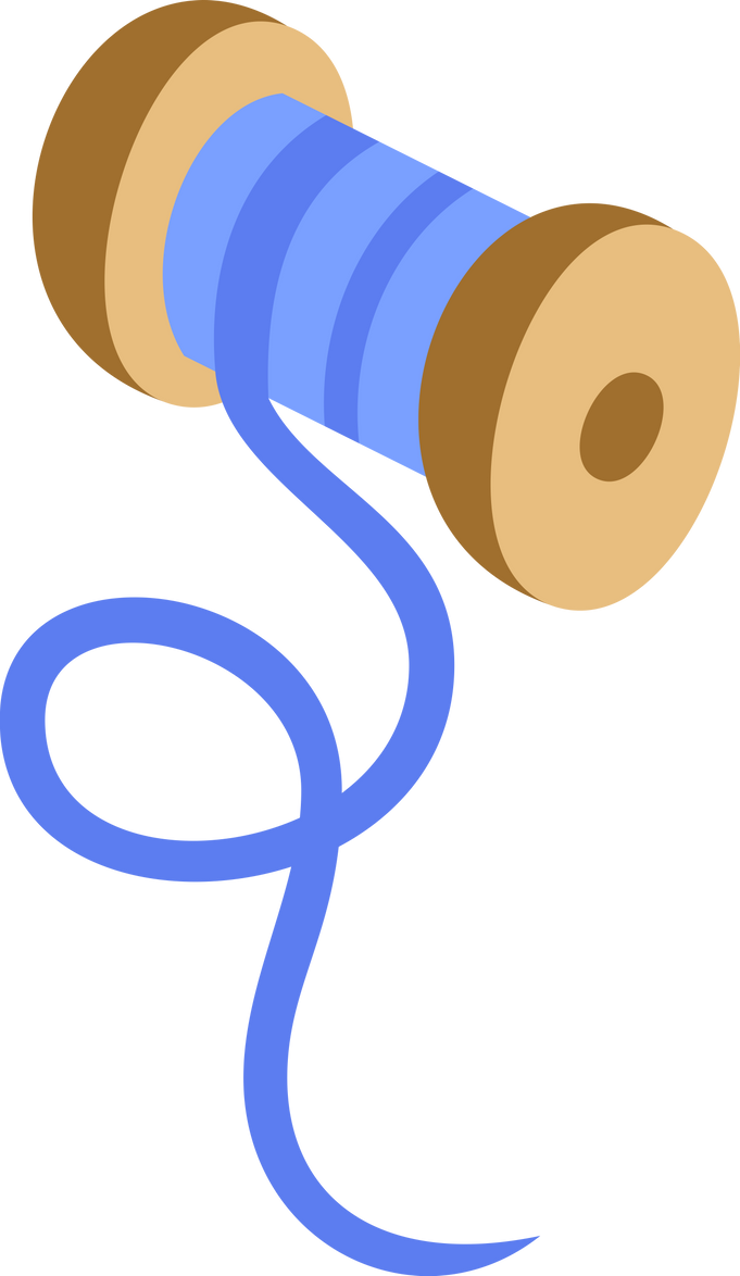blue bobbin s cutie mark by parcly taxel on deviantart symbol clipart for gravestones symbol clipart of hill