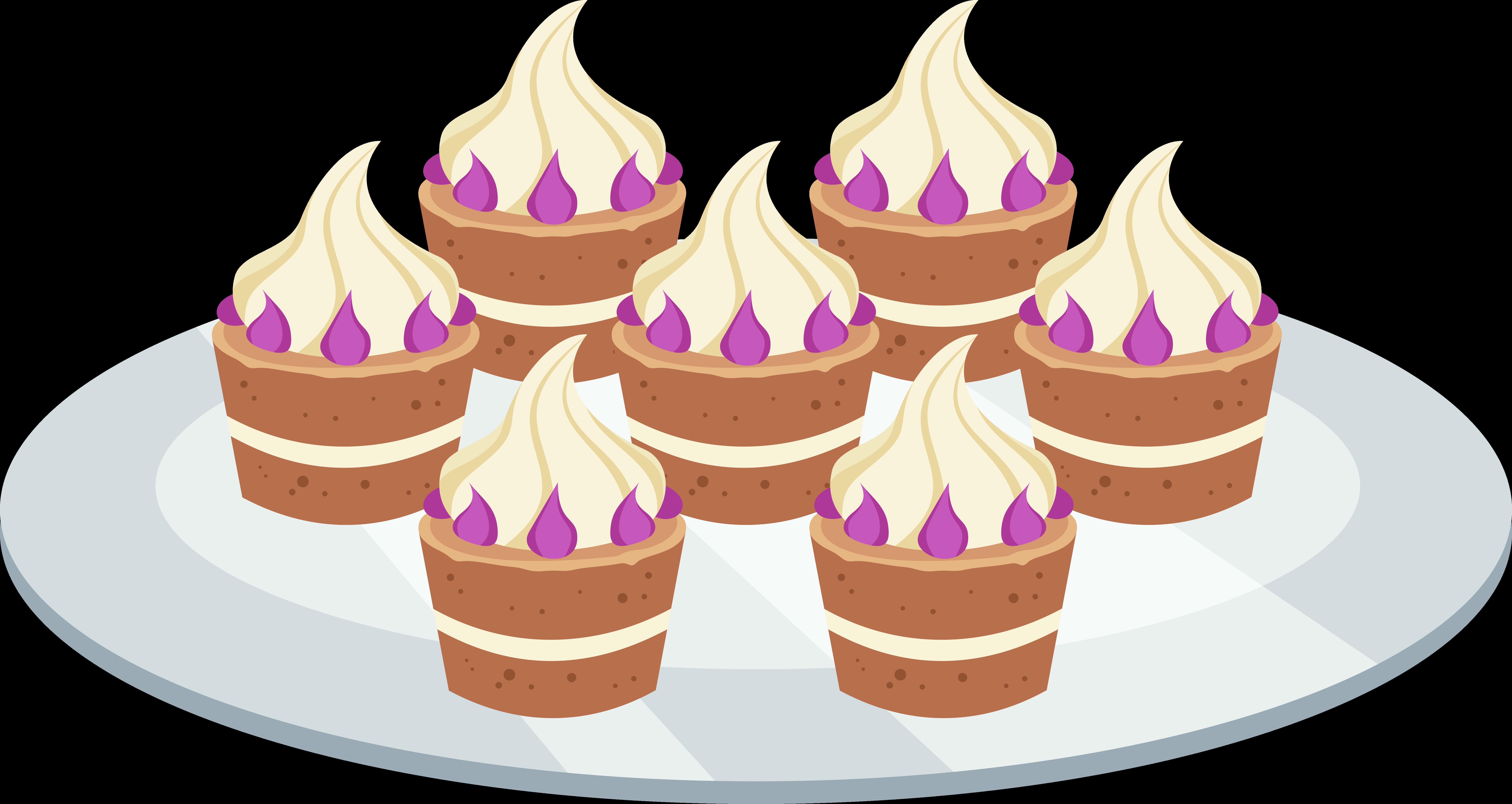 Carrot Cake And Cupcake Mlp