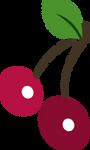 Cherry Jubilee's Cutie Mark by Parcly-Taxel