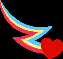 Rainbowfire's Second Cutie Mark