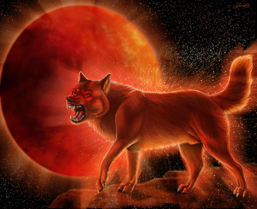The Seven Tomes: The Tome Of Mars (Sebuntōmuzu: Kasei no Tome) Canis___god_of_mars_by_goldenphoenix100-d4fjpr1