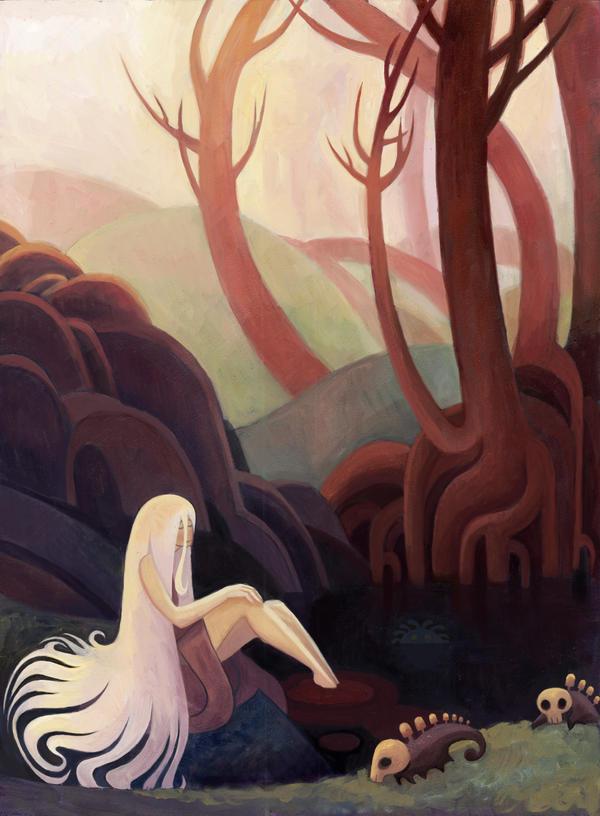 Little Lost Ariel by redredundance