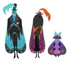 Moth Family