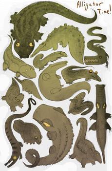 Alligator Time