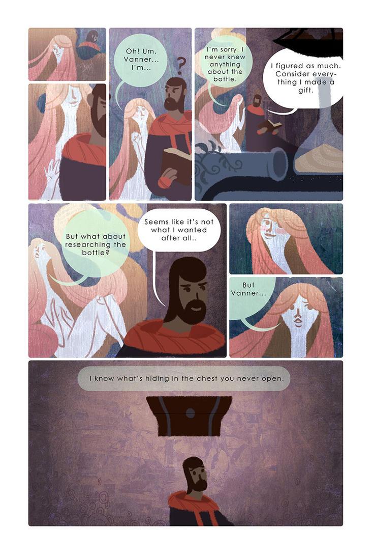 Flaske Page 8 by redredundance