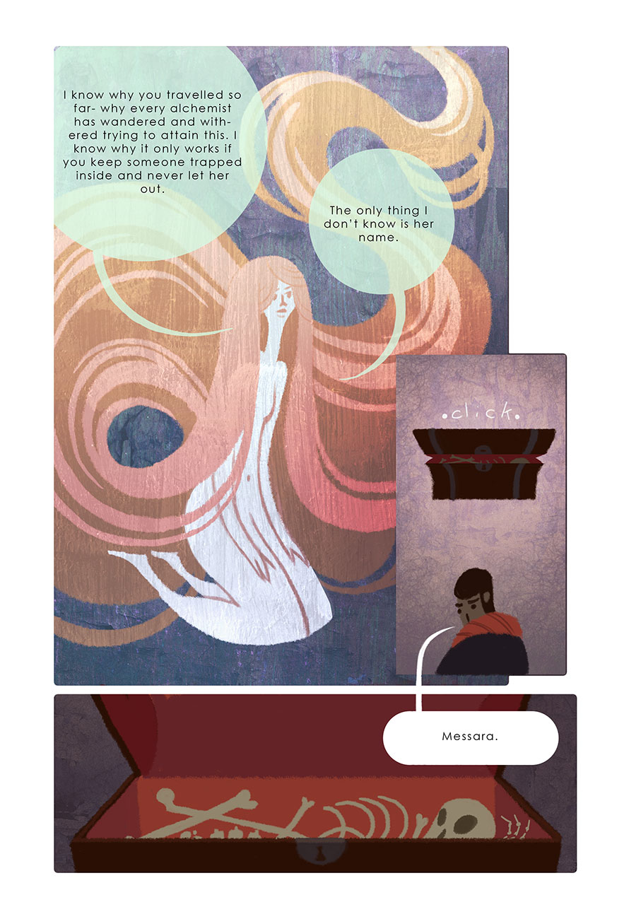 Flaske Page 9 by redredundance