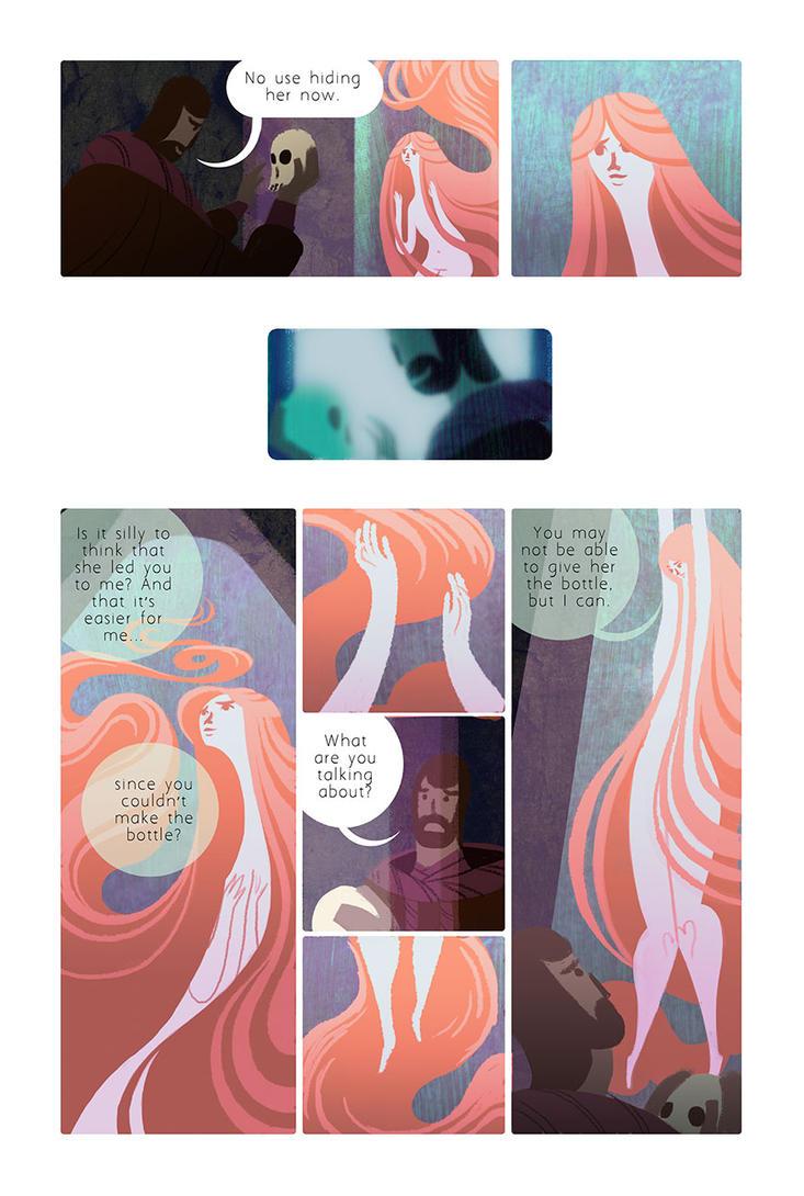 Flaske Page 10 by redredundance