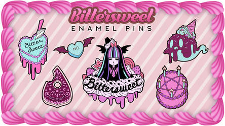 Bittersweet Kickstarter Banner
