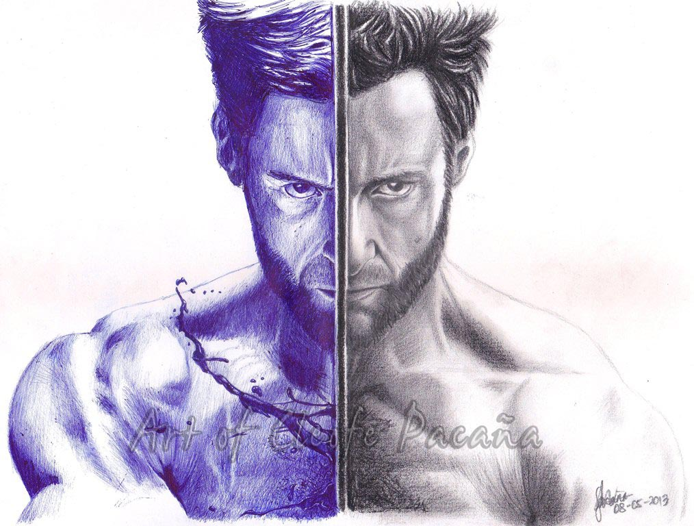 Logan, The Wolverine by cLoELaLi11