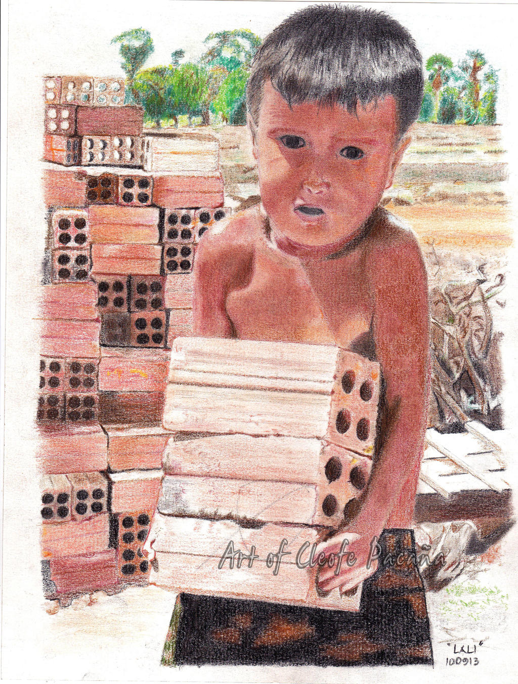Child Labor by cLoELaLi11 on deviantART