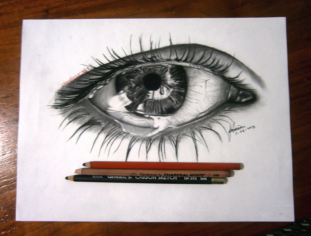 Sad Eye Drawings | www.imgkid.com - The Image Kid Has It!
