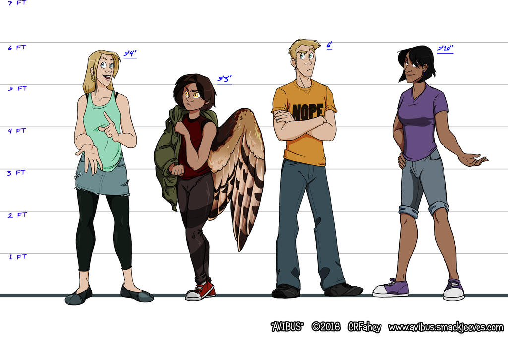 ''Avibus''|Cast Line-Up by CRFahey