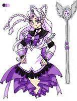 Tindome Senshi: Sailor Arda by xxkorinxx